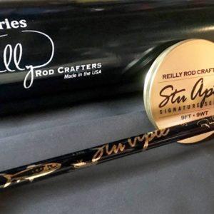 Stu Apte Signature Series Rod Photo