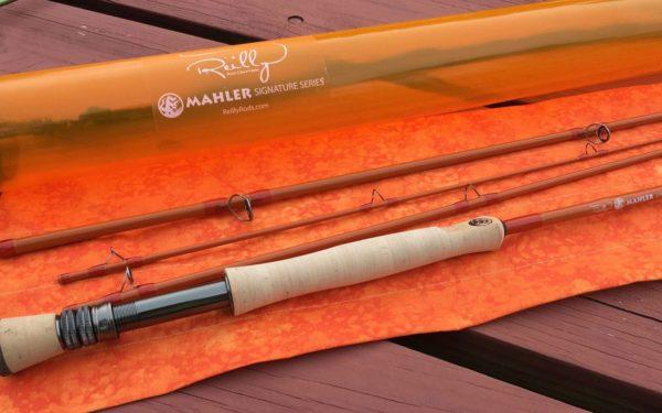 The Joe Mahler Signature Series Cypress Rod